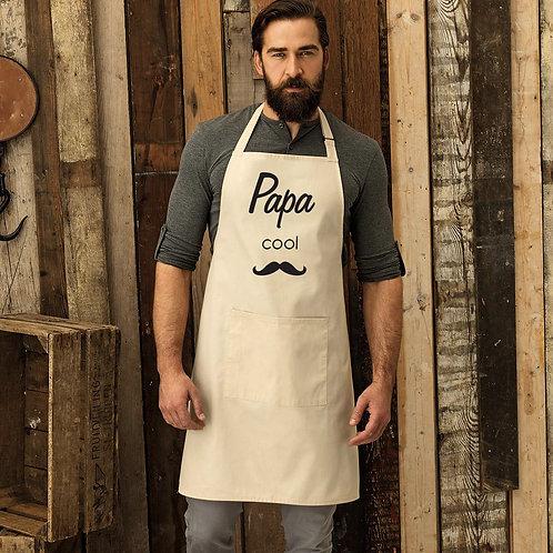 Tablier de cuisine Papa cool