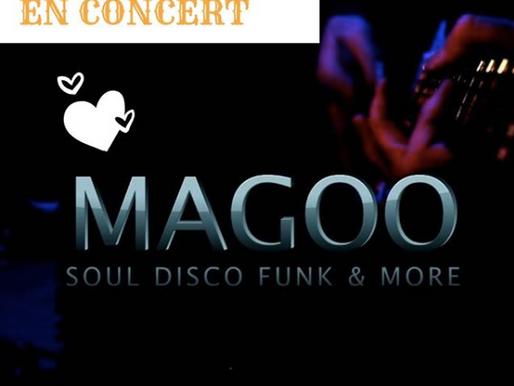 MAGOO en concert