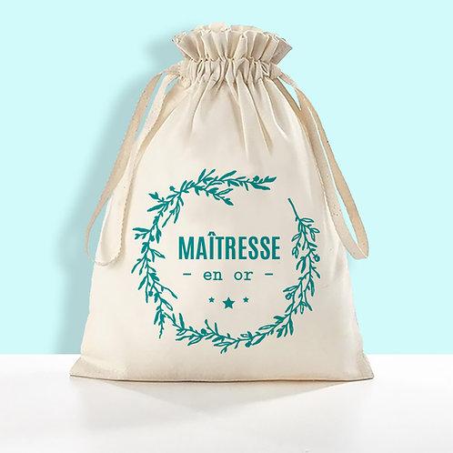 pochon maman, fête des mères, maman d'amour, sac personnalisé, cadeau fête des mères, cadeau maîtresse