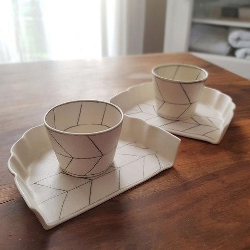 Duo tasse à café Anna Westerlund