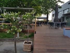 Terrase des Jardins du TOEC