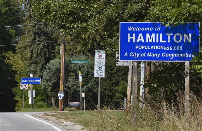 Construction company in Hamilton