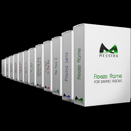 Messiah - All 12 Packs