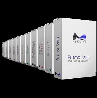 Messiah - 11 Packs