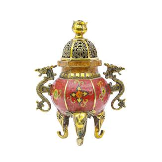 Hexagonal Incense Burner