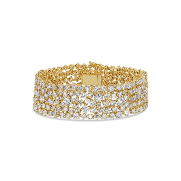 Diamond Band Bracelet
