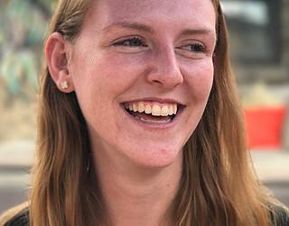 Rebecca Fudge - Associate Director