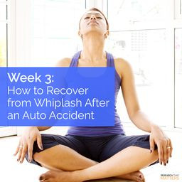 How to Recover from Whiplash After an Auto Accident