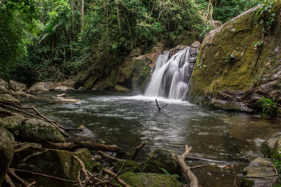 Camburi Waterfall