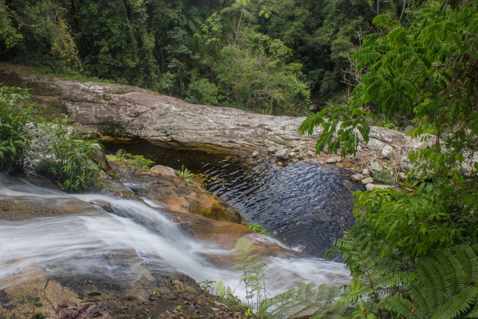 Lenço waterfall