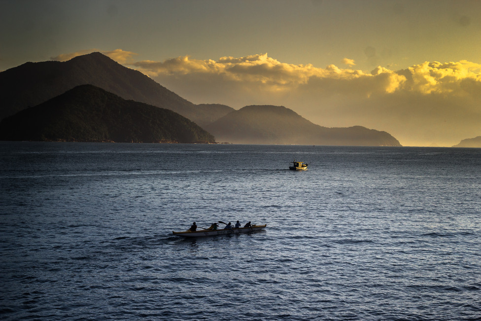 Ubatuba traditional Fishermen