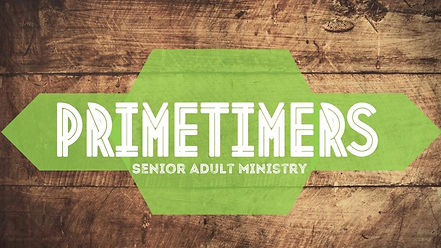 Homerville United Methodist Church (HUMC) Primetimers Mature Fellowship