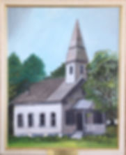 Homerville United Methodist Church (HUMC) Original Church Building History About Us