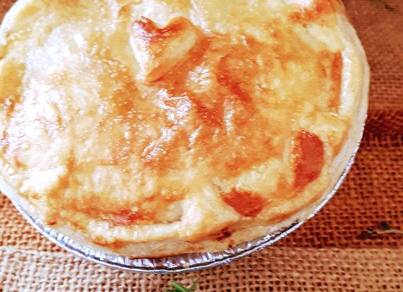 Haddock Aged Cheddar & Cider Pie