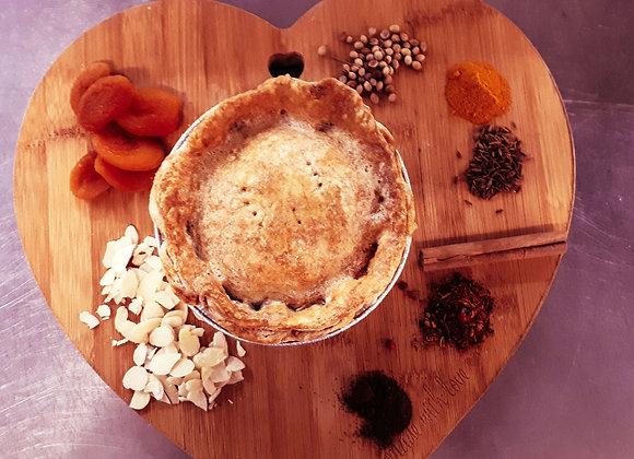 Aromatic Sheep Pie