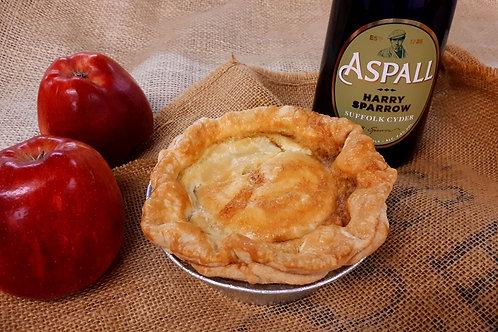 Pork Apple  Cider Pie