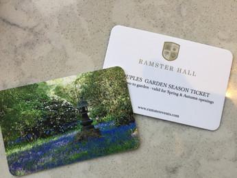 Garden Season Ticket - the perfect gift!