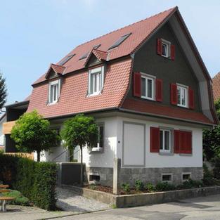 Dreifamilienhaus (Denkmalschutz)