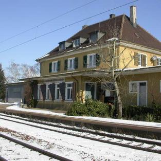 Bahnhofsgebäude Karlsruhe