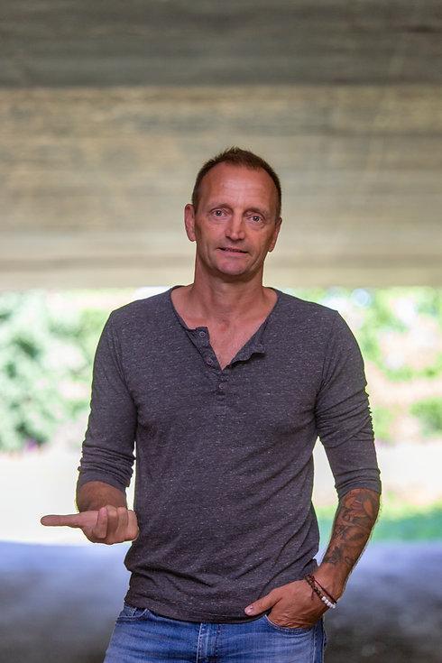 Hannes Hubmann Seminarleiter Heilpraktiker Psychotherapie