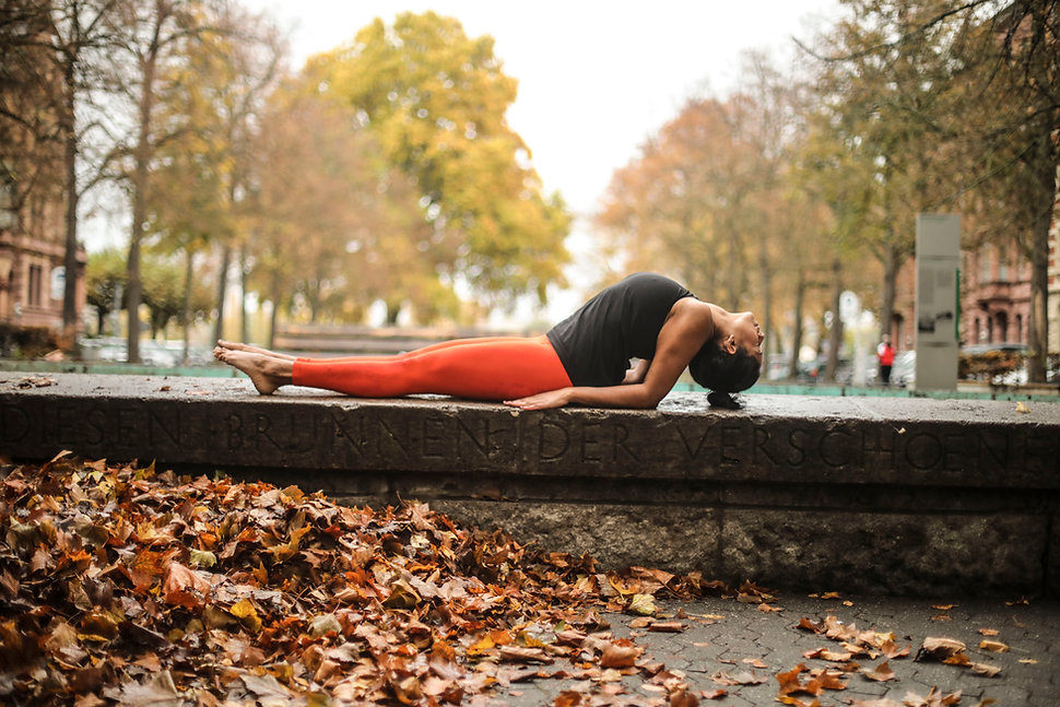 Yoga, Body and Soul Simply Rosi