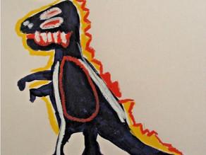 Paint like Jean Michel Basquiat
