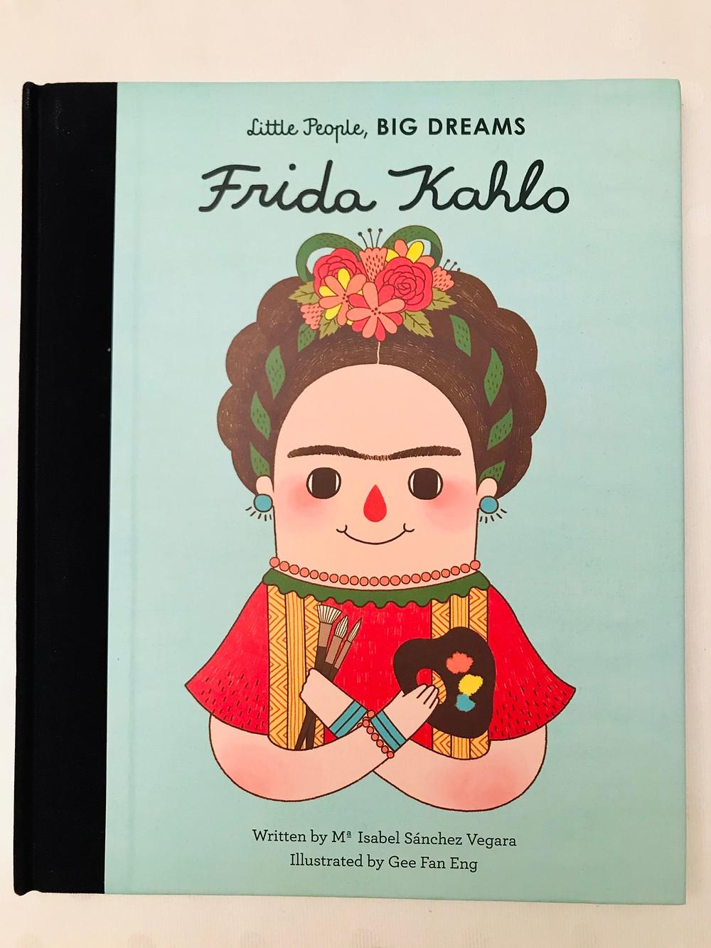 Frida Kahlo book idea
