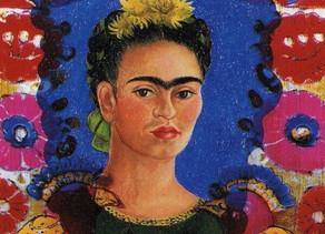 Paint like Frida Kahlo