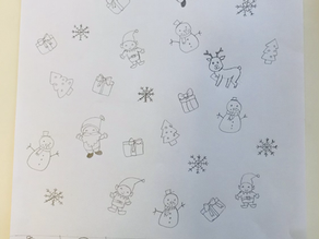 Christmas learning activities