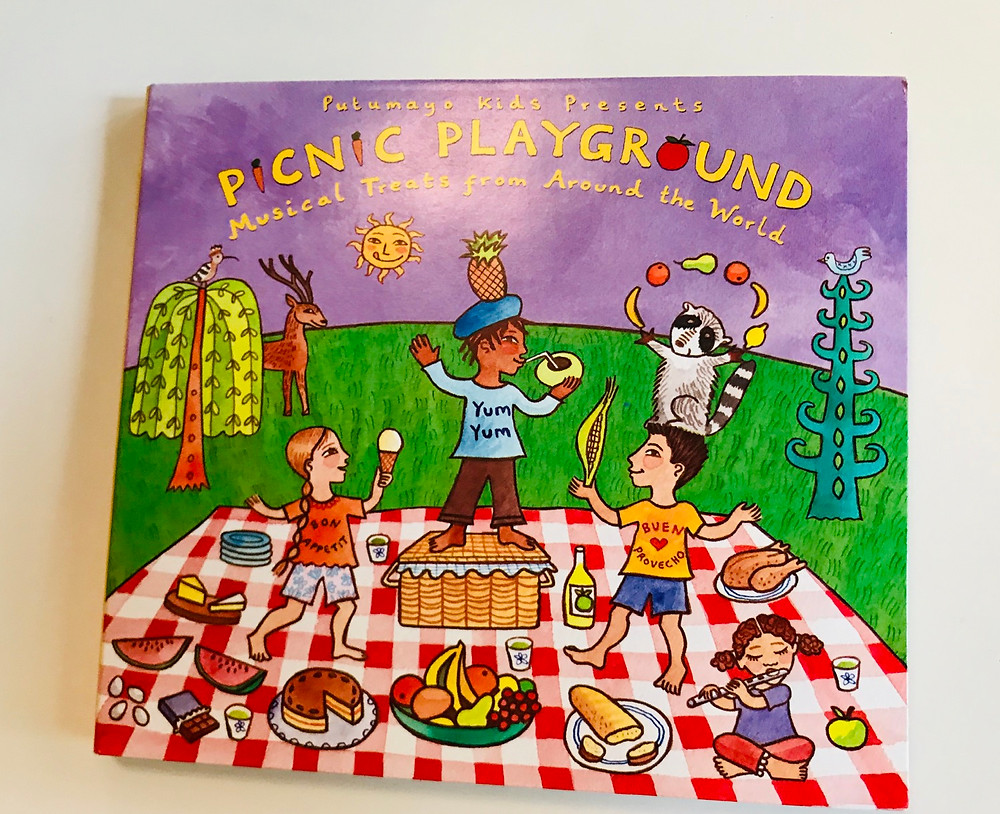 Picnic Playground music and song ideas