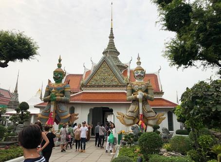 Culture Shock; My First Three Days in Bangkok