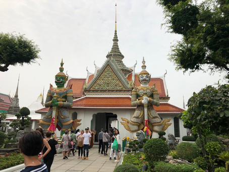 Culture Shock; My First Three Days in Bangkok