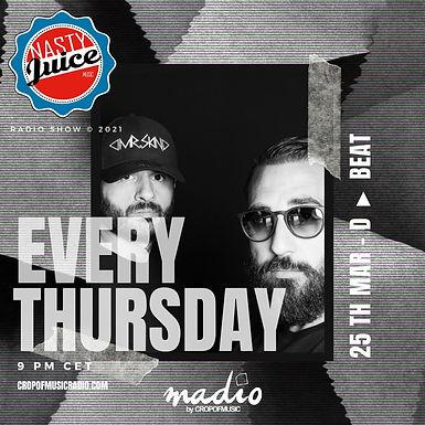 Nasty Juice Radio Show
