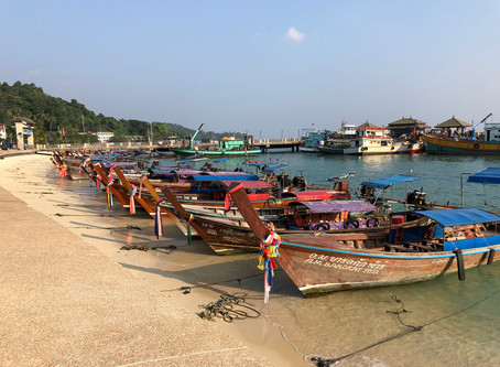 Island Time: Koh Phi Phi & Krabi