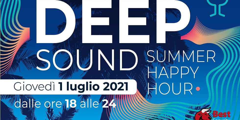 Lounge Deep Sound - SUMMER HAPPY HOUR