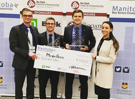 MedicHero Wins MB New Venture Championship