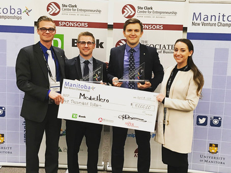 MedicHero Wins MB New Venture Championship