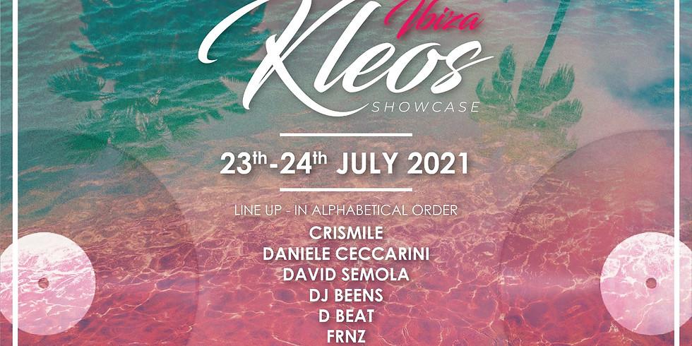 IBIZA KLEOS SHOWCASE VOL.1 - SUMMER TOUR 2021