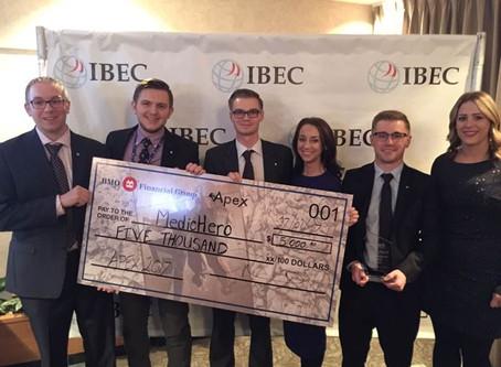 MedicHero Wins Big in Fredericton NB!