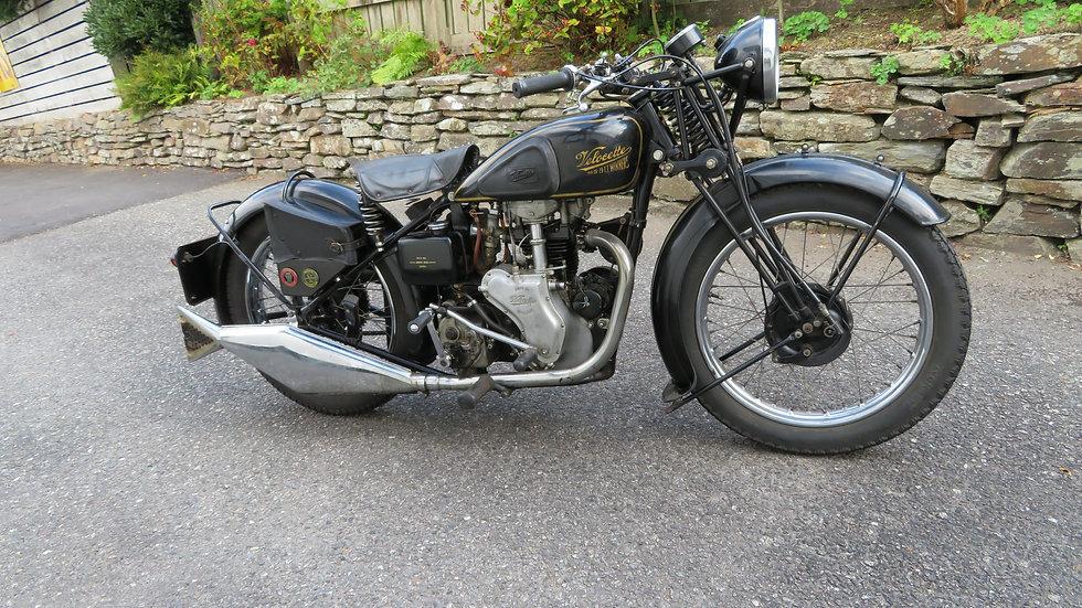 1934 Velocette mov