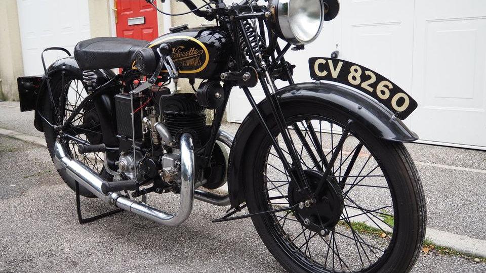 1929/1930 VELOCETTE GTP 250