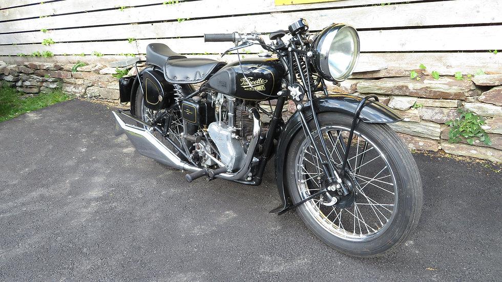 1938 VELOCETTE MAC 350