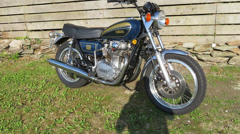 YAMAHA XS 650-D