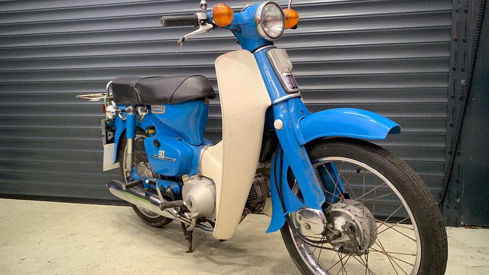 1981 Honda Cub 90