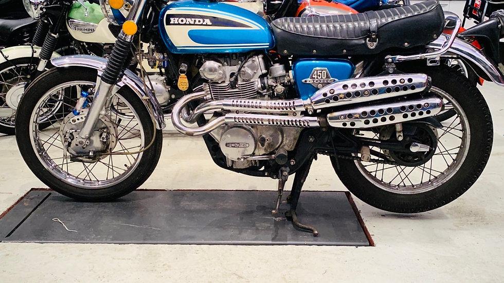 1975 Honda Cl 450