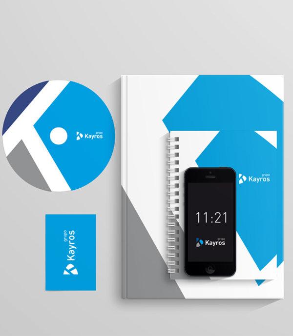 diseño-papeleria-grupo-kayros