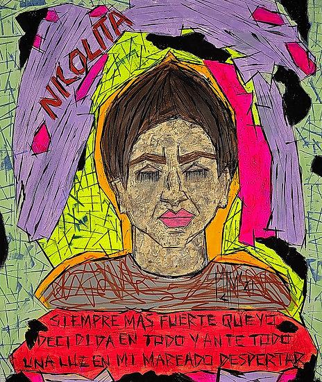 Nicola Mourning - 2021