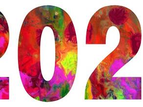 Happy New Year & Feliz Año!
