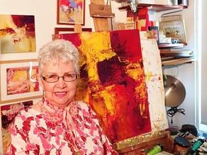 Fellow Artist: Diane Leon, Creating the life she wants