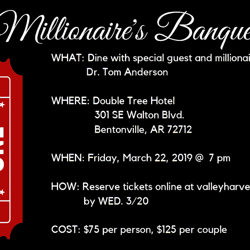 Millionaire's Banquet